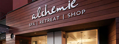 ALCHEMIE SPA: PARDEE'S PICK TO KICK STRESS TO THE CURB